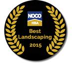 Circle_BuerHomes_Awards2015_BestLandscaping